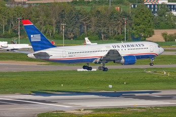 N245AY - US Airways Boeing 767-200ER