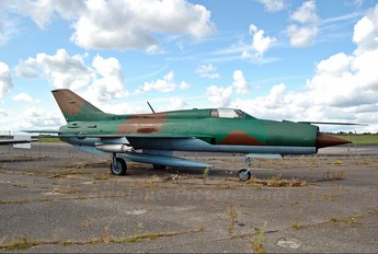 - - Lithuania - Air Force Mikoyan-Gurevich MiG-21PF