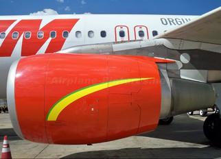 PR-MHE - TAM Airbus A320