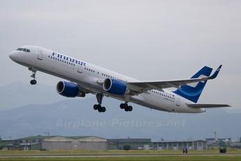 OH-LBX - Finnair Boeing 757-200