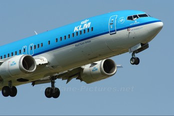 PH-BDW - KLM Boeing 737-400