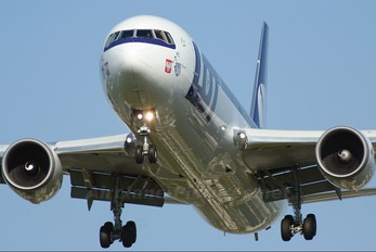 SP-LPC - LOT - Polish Airlines Boeing 767-300ER