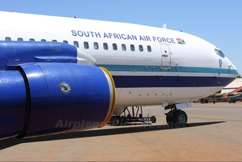 1419 - South Africa - Air Force Museum Boeing 707