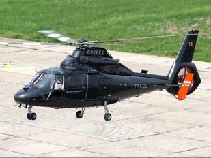 YR-CBB - Cobrex Helicopters Aerospatiale AS365 Dauphin II