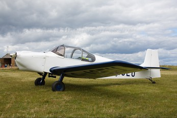 G-ASEU - Private Druine D.62 Condor