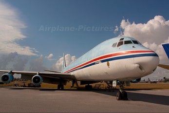 S2-AEK - Private Douglas DC-8-61F