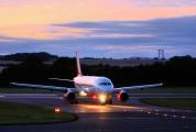 G-EZFC - easyJet Airbus A319 aircraft
