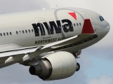 N859NW - Northwest Airlines Airbus A330-200 aircraft