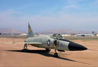 56-1114 - USA - Air Force Convair F-102 Delta Dagger