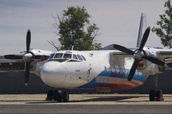 5803 - Slovakia -  Air Force Antonov An-24