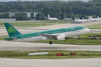 EI-DVI - Aer Lingus Airbus A320