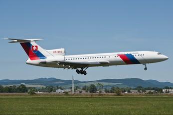 OM-BYO - Slovakia - Government Tupolev Tu-154M