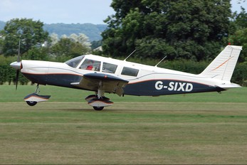 G-SIXD - Private Piper PA-32 Cherokee Six