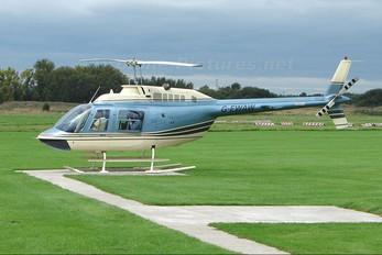 G-EWAW - Private Bell 206B Jetranger