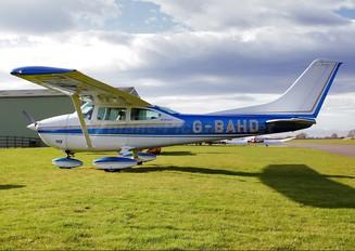 G-BAHD - Private Cessna 182 Skylane (all models except RG)
