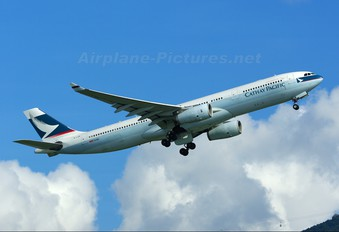 B-LAB - Cathay Pacific Airbus A330-300