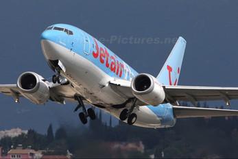 OO-JAT - Jetairfly (TUI Airlines Belgium) Boeing 737-500