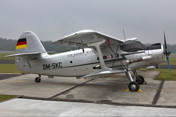 D-FONC - Classic Wings Antonov An-2