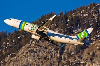 PH-HZG - Transavia Boeing 737-800