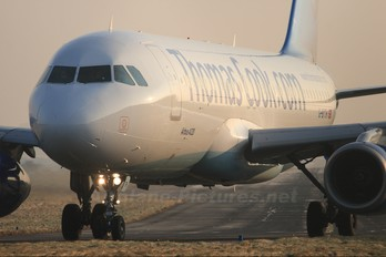 G-BYTH - Thomas Cook Airbus A320