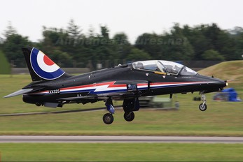 XX325 - Royal Air Force British Aerospace Hawk T.1/ 1A