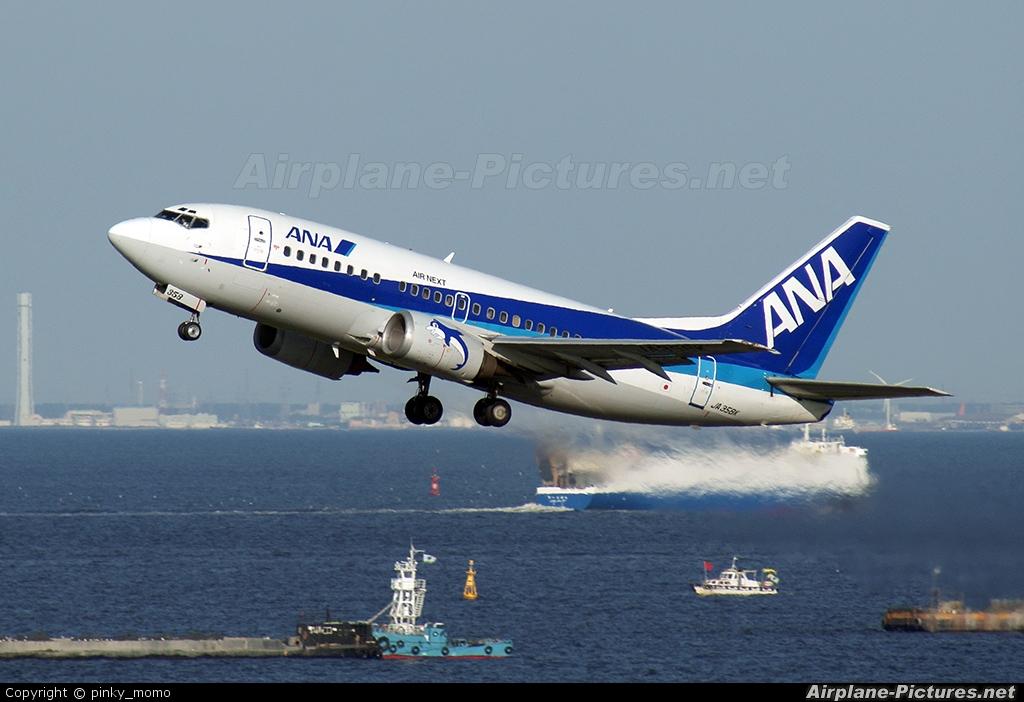 ANA - Air Next JA358K aircraft at Tokyo - Haneda Intl