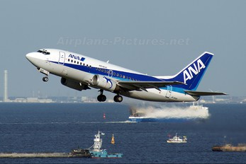 JA358K - ANA - Air Next Boeing 737-500