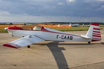 F-CAAB - Private Scheibe-Flugzeugbau SF-28A Tandem-Falke