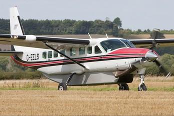 G-EELS - Glass Eels Cessna 208 Caravan