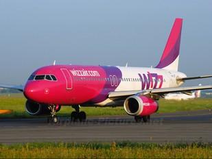 HA-LPF - Wizz Air Airbus A320