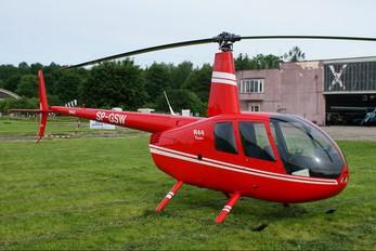 SP-GSW - Private Robinson R44 Astro / Raven