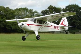 G-ARBS - Private Piper PA-22 Tri-Pacer
