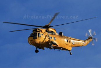 XZ588 - Royal Air Force Westland Sea King HAR.3