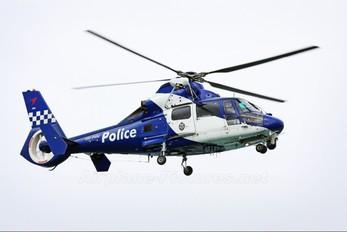 VH-PVH - Australia - Police Aerospatiale AS365 Dauphin II