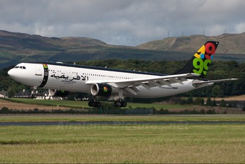 5A-IAY - Afriqiyah Airways Airbus A300