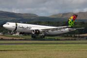 5A-IAY - Afriqiyah Airways Airbus A300 aircraft