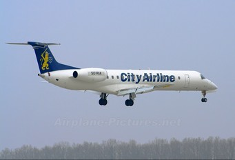 SE-RIA - City Airline Embraer ERJ-145