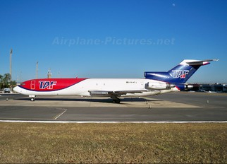 PR-MTJ - TAF Linhas Aéreas Boeing 727-200F (Adv)
