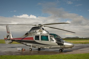 EI-GJL - Private Aerospatiale AS365 Dauphin II