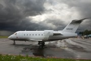 N312AM - Private Canadair CL-600 Challenger 604 aircraft