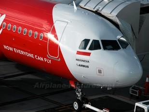 PK-AXI - AirAsia (Indonesia) Airbus A320