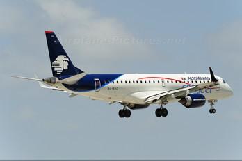 XA-EAC - Aeromexico Connect Embraer ERJ-190 (190-100)