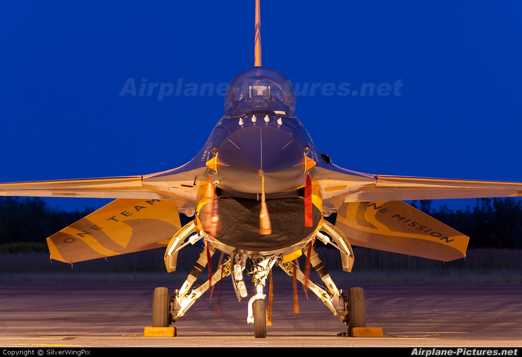 Netherlands - Air Force J-015 aircraft at Undisclosed location