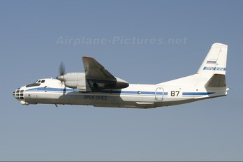 87 - Russia - Air Force Antonov An-30 (all models)