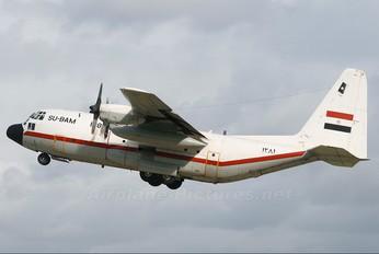 1281 - Egypt - Air Force Lockheed C-130H Hercules