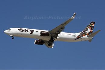 TC-SKP - Sky Airlines (Turkey) Boeing 737-900