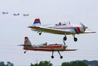 OK-TRQ - Aeroklub Czech Republic Zlín Aircraft Z-50 L, LX, M series