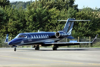 OE-GVM - Avcon Jet Learjet 45
