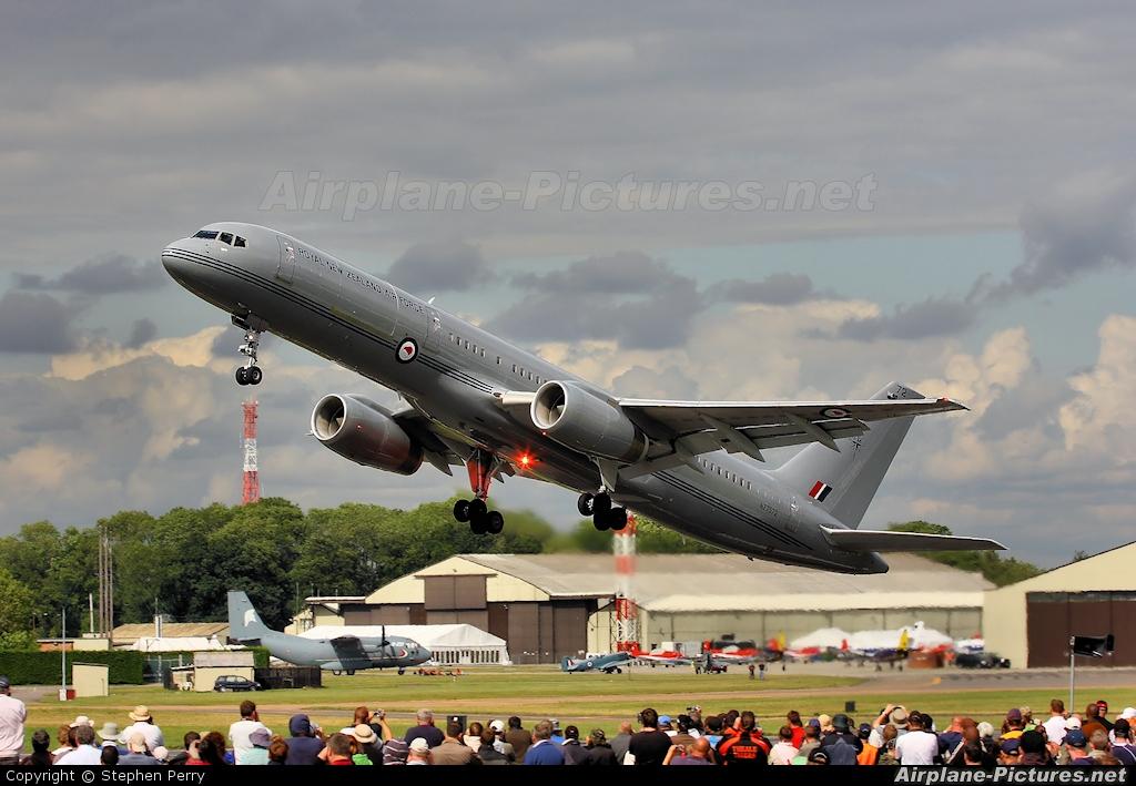 New Zealand - Air Force NZ7572 aircraft at Fairford