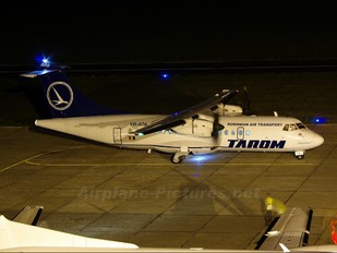 YR-ATA - Tarom ATR 42 (all models)